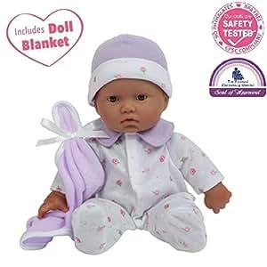 Amazon Com Jc Toys La Baby 11 Inch Hispanic Washable