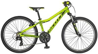 Montaña Scott Scale JR 24 verde/negro, verde: Amazon.es: Deportes ...