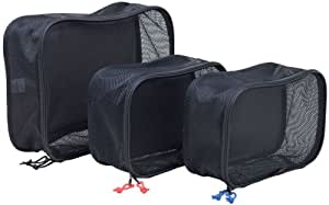 Kiva RSK-05201 Packing Cube Set - Black