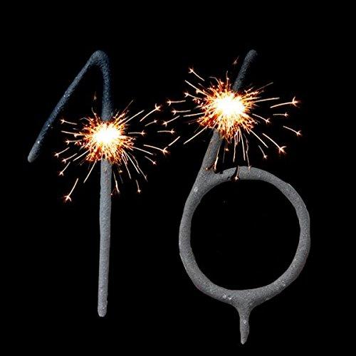 Wunderkerzen-Set für 16. Geburtstag Oder Hochzeitstag als Tortendeko / Fooddeko geburtstagsfee