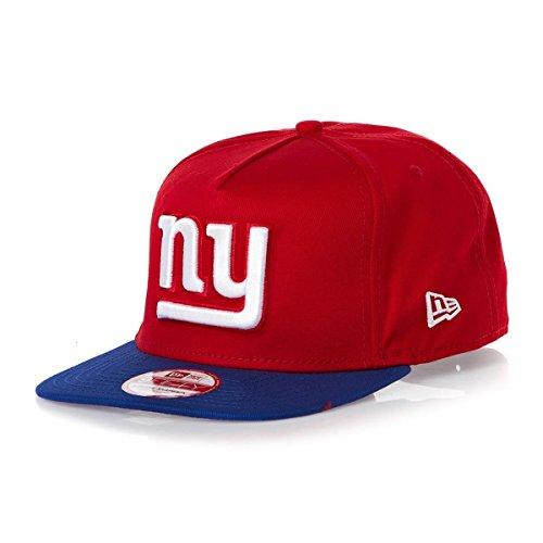 New Era - Casquette Snapback Homme 9Fifty NFL Reverse Team Logo - New York Giants