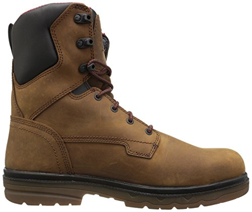 Brown Construction Boot Rocky RKK0161 Men's UqAfRf