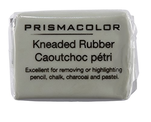 Prismacolor Premier Kneaded Rubber Eraser, Medium, 1 Pack ()