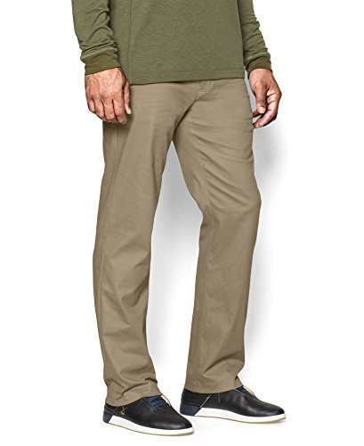Under Armour Men's Performance Chino - Straight Leg, Canvas/