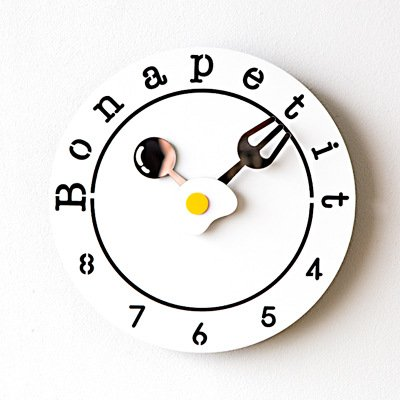 Jedfild Creative Wall Clock Creative Wall Clocks Personalized Fashion Clock Bedroom Mute Children Cute Home,