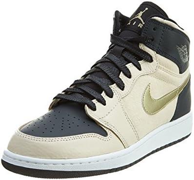 Nike Mädchen Air Jordan 1 Ret Hi Prem Hc Gg Basketballschuhe