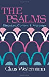 The Psalms, Claus Westermann, 0806617624