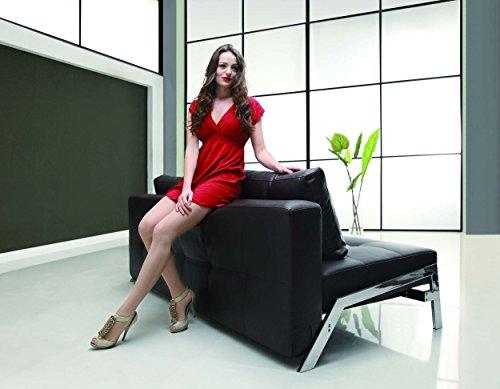 Creative Furniture Spider Sofa Bed, Brown