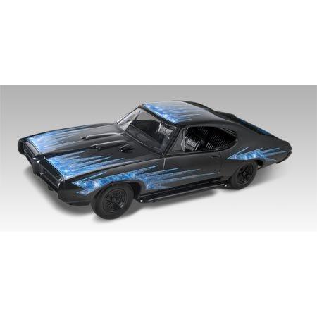 68 pontiac gto model - 1