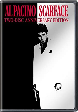 amazon co jp scarface widescreen two disc anniversary edition