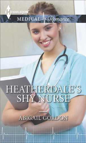 book cover of Heatherdale\'s Shy Nurse