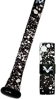 Vulcan 0.50mm Bat Grips/Black Splatter