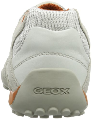 Snake K U Geox Whitec1405 Mode Blanc Baskets optic Homme gB4waq7