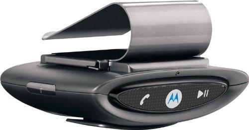 Motorola T505 Bluetooth Portable In-Car Speakerphone 89383N