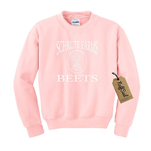 NuffSaid-Schrute-Farms-Beets-Sweatshirt-Sweater-Pullover-Unisex-Crewneck
