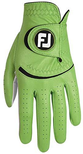 FootJoy 2014 Spectrum Lime Golf Gloves To Fit Left Hand Lime Medium-Large Regular 60241