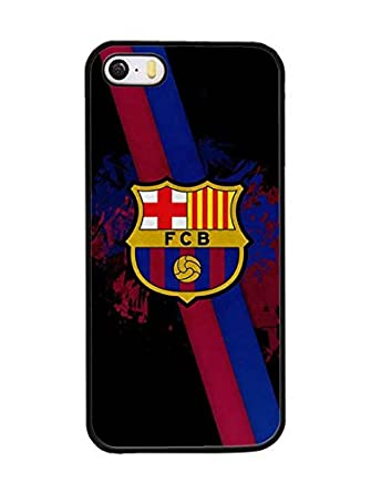 new arrivals 653b0 2841e FC Barcelona Apple IPhone SE 5 Case Football Club Logo IPhone 5s 5 ...