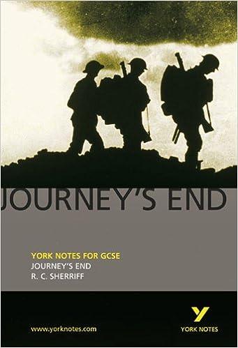 PDF Great War Literature GCSE Study Guide on Journeys End