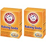 Arm & Hammer Baking Soda, 16 Oz (2)