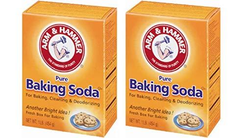 Arm & Hammer Baking Soda, 16 Oz (2)