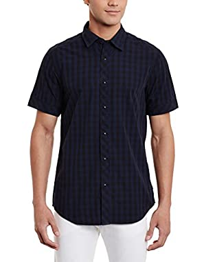 Men's Landoh Clean Short Sleeve Button Down Shirt