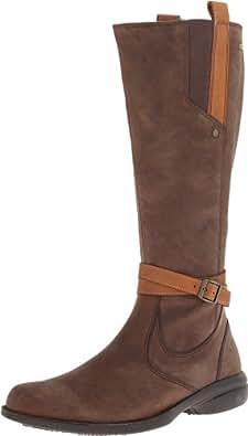 Merrell Women's Captiva Strap Waterproof Boot,Cinnamon,11 M US