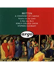 Britten: A Ceremony of Carols,