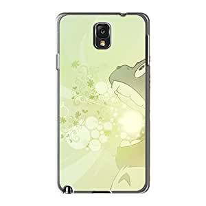 Samsung Galaxy Note3 JEp708MMhM Special Colorful Design Totoro Pictures Shock-Absorbing Hard Cell-phone Cases -EricHowe