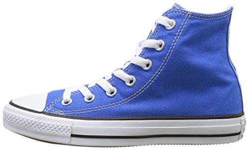 Converse Star Hi Canvas Seasonal, Sneaker, Unisex Blu (Light Sapphire)