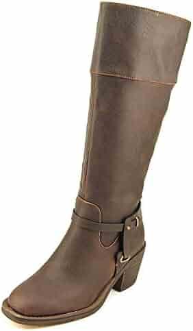 dc3a847184a6 XOXO Marisa Women US 5 Brown Knee High Boot UK 2.5 EU 35.5