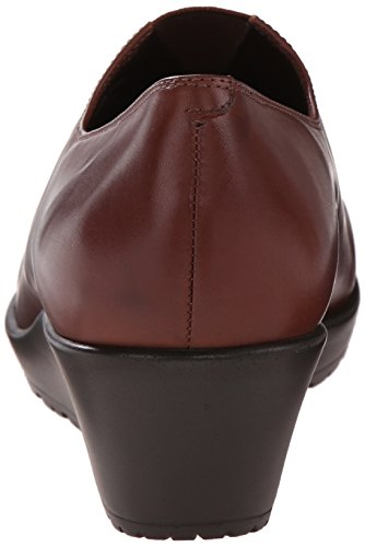 Wedge Pump Women's Tobacco Cradles Walking Kola Yn700q