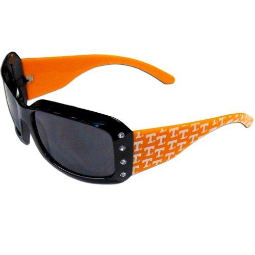 NCAA Tennessee Volunteers Women's Rhinestone Designer Sunglasses