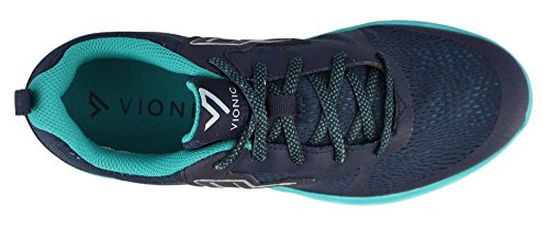 Brisk Miles Womens Supportive Stability Blue / Teal - 8.5 Wide