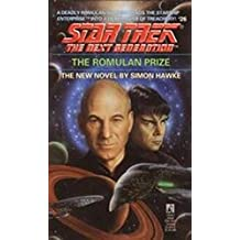 The Romulan Prize (Star Trek: The Next Generation Book 26)