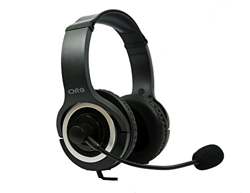 orb gx2 gaming headset compatible with xbox 360 virtual gamers network. Black Bedroom Furniture Sets. Home Design Ideas