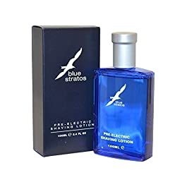 Blue Stratos by Blue Stratos Pre-Electric Shaving Lotion 100ml
