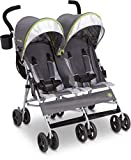 J is for Jeep Brand Scout Double Stroller by Delta Children