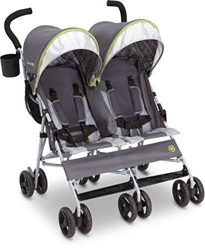 Jeep J is for Brand Scout Fairway Double Stroller
