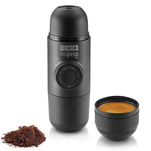 Wacaco Minipresso GR, Portable...