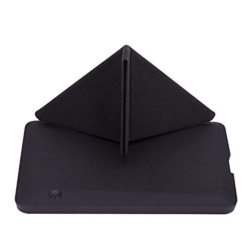 f8e0e20682664 Capa Case Kindle Voyage WB® Auto Liga Desliga - Origami Preta   Amazon.com.br  Eletrônicos