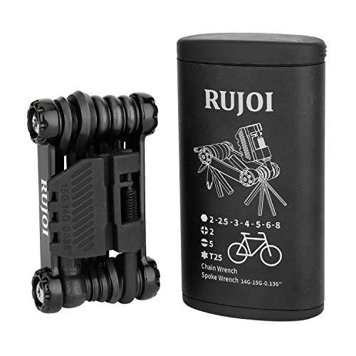 RUJOI Bike Multi Tool with Chain Breaker