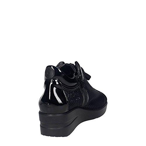 Chambers Rucoline Agile Nero Par Top Nouveau Femme Baskets Coincent 226 wA84qA57