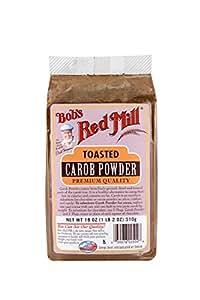 Bob's Red Mill Carob Powder Toasted - 18 oz
