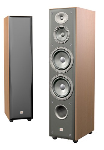 Ongekend JBL Northridge E80 3-Way Dual 6-inch Floorstanding Speaker, Single LN-96