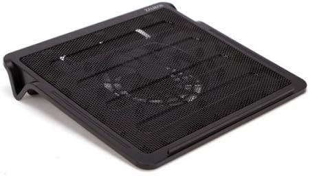 Base de refrigeraci/ón 40,6 cm 16 Negro 1 Pieza Zalman ZM-NC2 Almohadilla fr/ía 40,6 cm s 16 , 14 cm, 800 RPM, Negro, Caucho