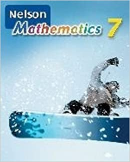 Nelson Mathematics 7 Workbook: Student Workbook: Marian Small