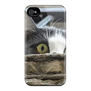 Fashionable Iphone 4/4s Cases Covers Forprotective Cases by icecream design