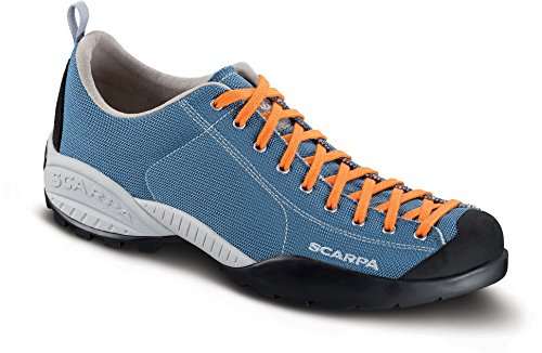 Scarpa Schuhe Mojito Fresh Größe 45,5 ocean/orange pop
