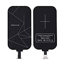 iPhone 7 Plus Wireless Charging Receiver, Nillkin Magic Tag Qi Wireless Charger Receiver Patch Module Chip for iPhone 7 Plus/6 Plus/6S Plus