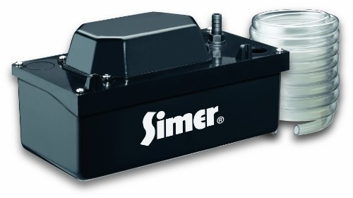 Simer 2520ULST Condensate Removal Pump by Simer